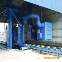 Quality High Efficiency H-beam Shot-blasting Machine for Steel Structure Surface Cleaning Machine for sale