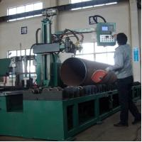 Quality China Factory Product for Steel Pipeline Cutting and Beveling all in one Machine for Pipeline Spool Fabrication Line for sale