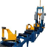 Quality Multifunction H beam Assembling Welding Straightening Machine for Steel Structure Production Line for sale