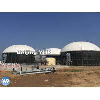 China 2000000 Gallons Well Storage Tank 0.25 - 0.45 Mm Coating Thickness on sale