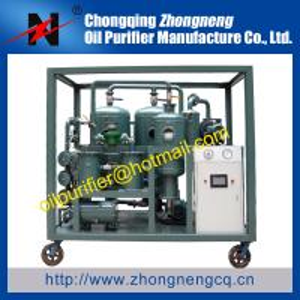 BZ transformer oil regeneration, transformer oil purification, switch oil filtration