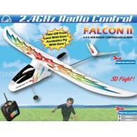 Quality Falcon 2.4GHz 3Channel RC Glider/Plane for sale