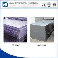 China Transparent Plastic PVC Sheet Roll on sale