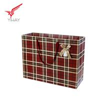 Quality 2019 Free samples High quality paper bag cheap shopping bag decorative brown paper bags with handle package bag for sale