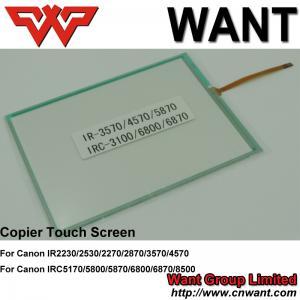 Quality Canon Copier Touch Panel IR3570 IR2270 IR2230 IR2530 IR2870 IR4570 Copier Touch Screen Hight Quality for sale