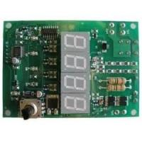 China OEM 0.05um 6oz Peelable Single sided 12 layers Carbon ink CEM3 pcb prototype boards Circuit Assemblies on sale