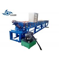 Buy cheap U/C Metal Stud Making Machine Automatically 380v 50HZ With 20mm Chain Size from wholesalers