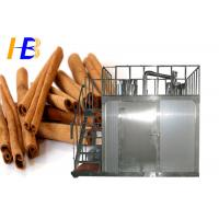 Quality Automatic Powdered Cinnamon Herb Grinding Machine With Closed Grinding Vials for sale