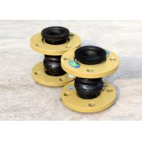 Quality Compensator Double Sphere Expansion Joint , Expansion Bellows For Pipes Customizable for sale