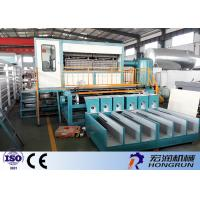 Quality Energy Saving Egg Box Pulp Forming Machine , Egg Tray Production Line for sale