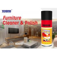 Quality Furniture Cleaner & Polish / Home Aerosol For Removing Dust And Fingerprints for sale