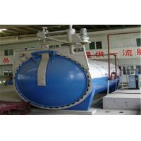 Quality Rubber Autoclave With Safety Interlock , Automatic Control,and is of high temperature and low pressure for sale