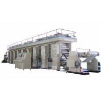 Quality Shaftless Transmission Combination Gravure Printing Machine for sale