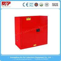 Quality 350 LBS Steel Fireproof Flammable Storage Cabinet Harmful Gas Storage for sale