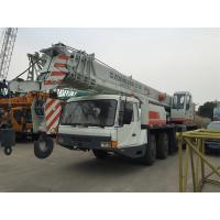 2015 Year Manufacture 50 Ton China Crane QY50H Five Boom Section