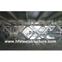 Quality Framing System And Prefabricated Office Multi-Storey Steel Building For Mall, Hotel for sale