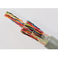 Buy cheap UTP Cat3 Network Cable 2prs 4prs 2prs 5prs 100prs 200prs With Double Sheath from wholesalers