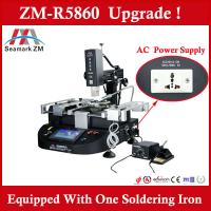 China High precision  laptop repair machine  ZM-R5860 BGA reballing system for mobile phone/laptop on sale