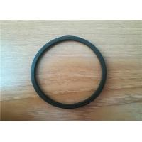 China Molded Custom Silicone Rubber Gasket Seal , Black Rubber O Rings Ozone Resistant on sale