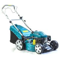 Quality 18 inch multi Function Petrol Powered Lawn Mower Professional Lawn Mower 139cc 70L for sale