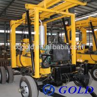 Quality Efficient Lifting !! Portable Water Well Drilling Equipment Saled in Malaysia for sale