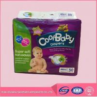 Quality China manufacturer supplier wholesale disposable sleepy baby diapers for sale
