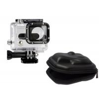 Quality Portable GoPro Small Storage Case Camera Video Bag EVA Protective Bag Case For GoPro Hero 2 3 Action Camera for sale