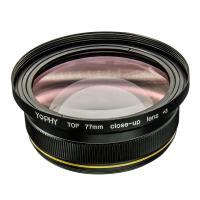 Quality HD 3 Close Up Macro Lens , Dslr Macro Lens Double Sided Multi Layer Coating for sale