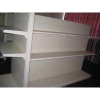 Quality Supermarket Product Display Shelves And Grocery Store Metal Shelving Racks for sale