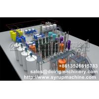 Quality Corn syrup production process / corn syrup production equipment for sale