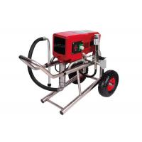 China Mobile Electric Airless Paint Sprayer , spray painting machine for home use on sale