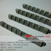 Buy cheap metal bonded cbn honing stones and diamond honing stone from wholesalers