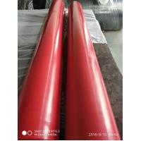 Quality 22Mpa , 40shore A , Pink Red Pure Natural Rubber Sheet , Gum Rubber Sheet , Latex Sheet , Para Rubber Sheet for sale