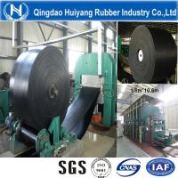 Quality Polyester/Ep150 Stretch Abrasive Rubber Belt  low abrasion and high tensile strength ISO9001 and CO/FORMA/FORME for sale