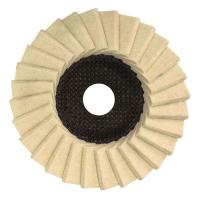 China Top 10 China Abrasive Type 27 Flap Disc, Aluminum Oxide Angle Grinder Sanding Discs, 4,100mm,P40~P320 on sale