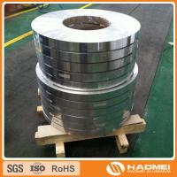 China Best Quality Low Price Asia top quality price Super quality slitting 1050 aluminium strip for pipes/binding on sale