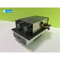 Quality Electrical Thermoelectric Air Conditioner 120W 24V DC Semiconductor Technology for sale