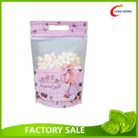Quality Bakery Cookies Packaging Plastic Ziplock Bags, stand up zip lock plastic bags for sale