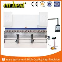 Quality WC67K series hydraulic plate CNC bending machine for sale