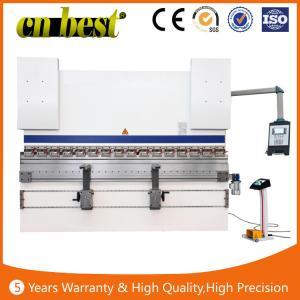 WE67K series electrohydraulic servo numeric-control bending machine