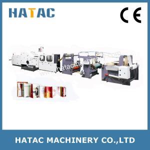 China Paper Bag Making and Printing Machine,Shopping Bag Making Machinery,Envelope Making Machine on sale