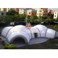 Quality Fire Retardant Inflatable Football Tunnel / Helmet Tent For Sports Events for sale