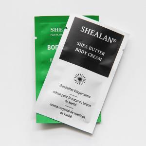 China custom plastic bags Skin Cream Packaging Bag heat sealing matte flat bag plastic resealable bags on sale