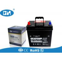 China High Performance Lead Acid Car Battery Fast Starting Reaction No Maintenance on sale