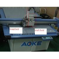 Quality Advertising LGP light box glasswork acrylic pmma V cutter groove engraving machine for sale