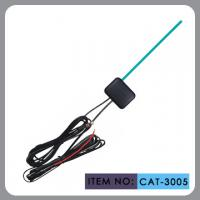 Quality External Dab Car Radio Aerial Adhesive Mounting , Am Fm Receiver Antenna for sale