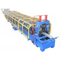 Buy cheap Automatic Interchangeable C AND Z Purlin Roll Forming Machine With Punching Hole from wholesalers