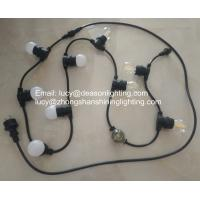 Quality festoon lighting cable E27 for sale
