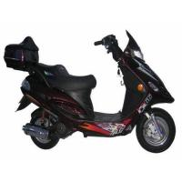 Quality Dual Fuel Scooter (CNG&Gasoline) CNG-HQ125T-2 for sale