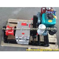 Quality Diesel 8T Cable Capstan Winches pulling winch supplier for sale